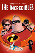 Pixar - The Incredibles artwork